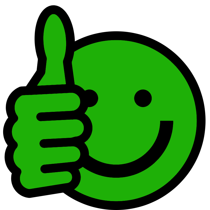 Green Smiley Face  Free download on ClipArtMag