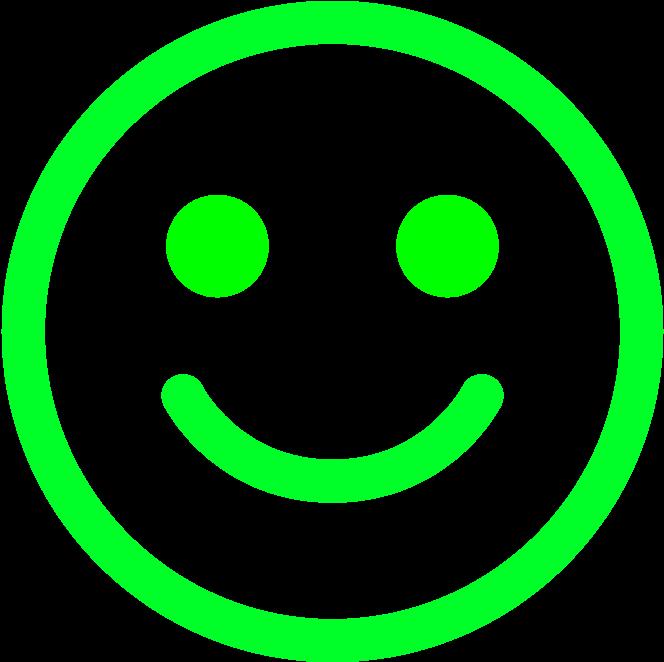 dabbing emoji png  Emote Happy Face  Green Smiley Face