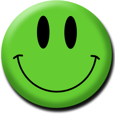 Download Smiley Png  Green Smiley Emoji PNG Image with No