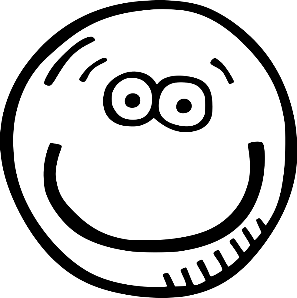 Smiley Face Svg Png Icon Free Download 546498