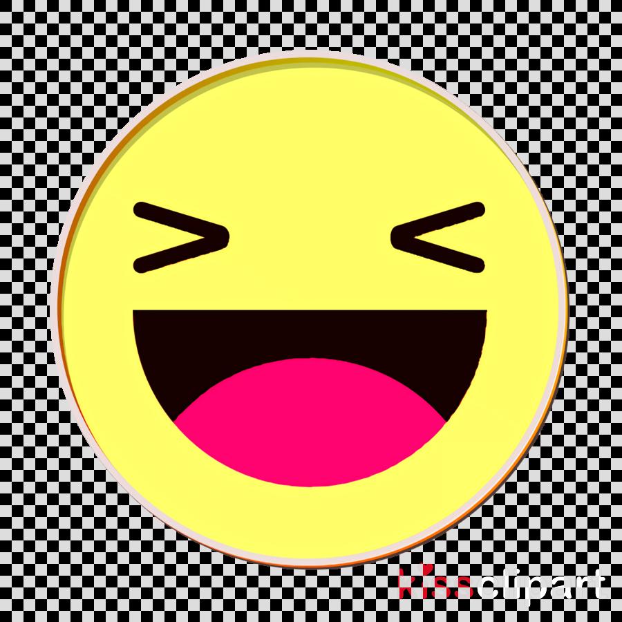 emoji icon emoticon happy icon clipart  Emoticon Smiley