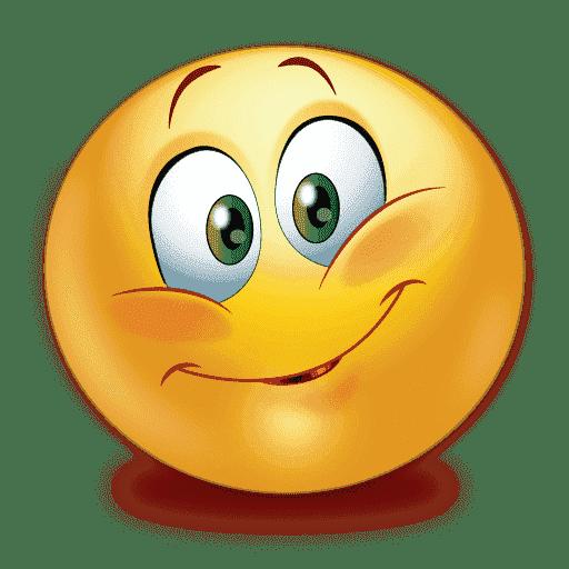 Happy Emoji PNG Transparent Image  PNG Mart
