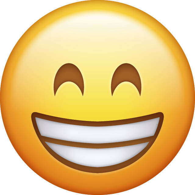 Download Happy Iphone Emoji Icon in JPG and AI  Emoji Island