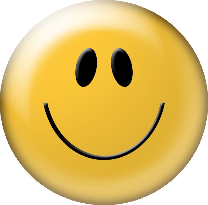 Happy face emoji Transparent Background PNG  PNG 2837