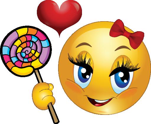 Female Smiley Face  Clipartsco