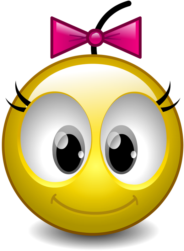 Smiley clipart beautiful Smiley beautiful Transparent