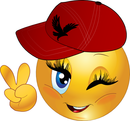Ahly Girl Smiley Emoticon Clipart  i2Clipart  Royalty