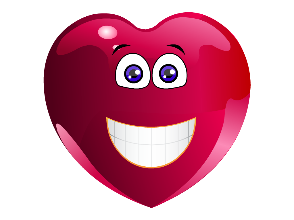 Free Smile Heart Cliparts Download Free Clip Art Free