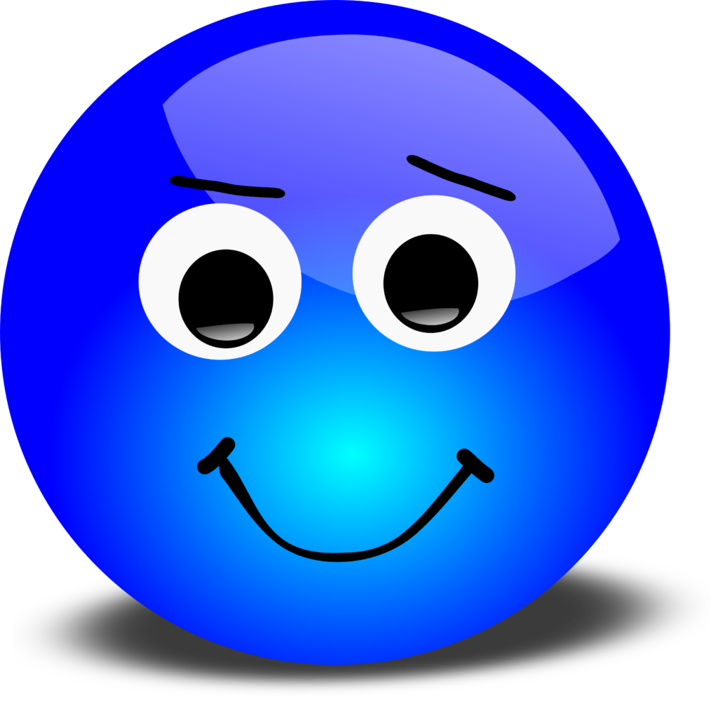 Smiley Face With Mustache And Thumbs Up  Clipart Panda