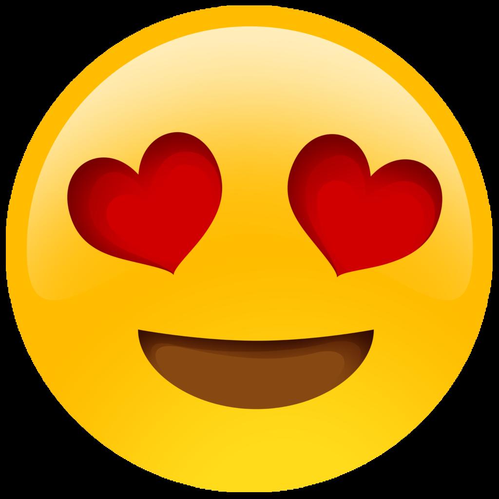 Heart Eyes Emoji Png