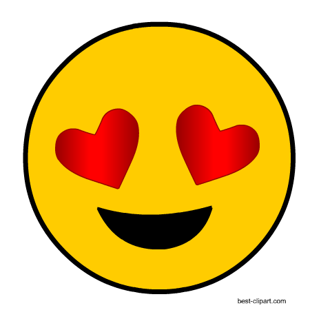 Free Emoji Clip Art