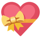 Heart with Ribbon Emoji Meaning with Pictures from A to Z