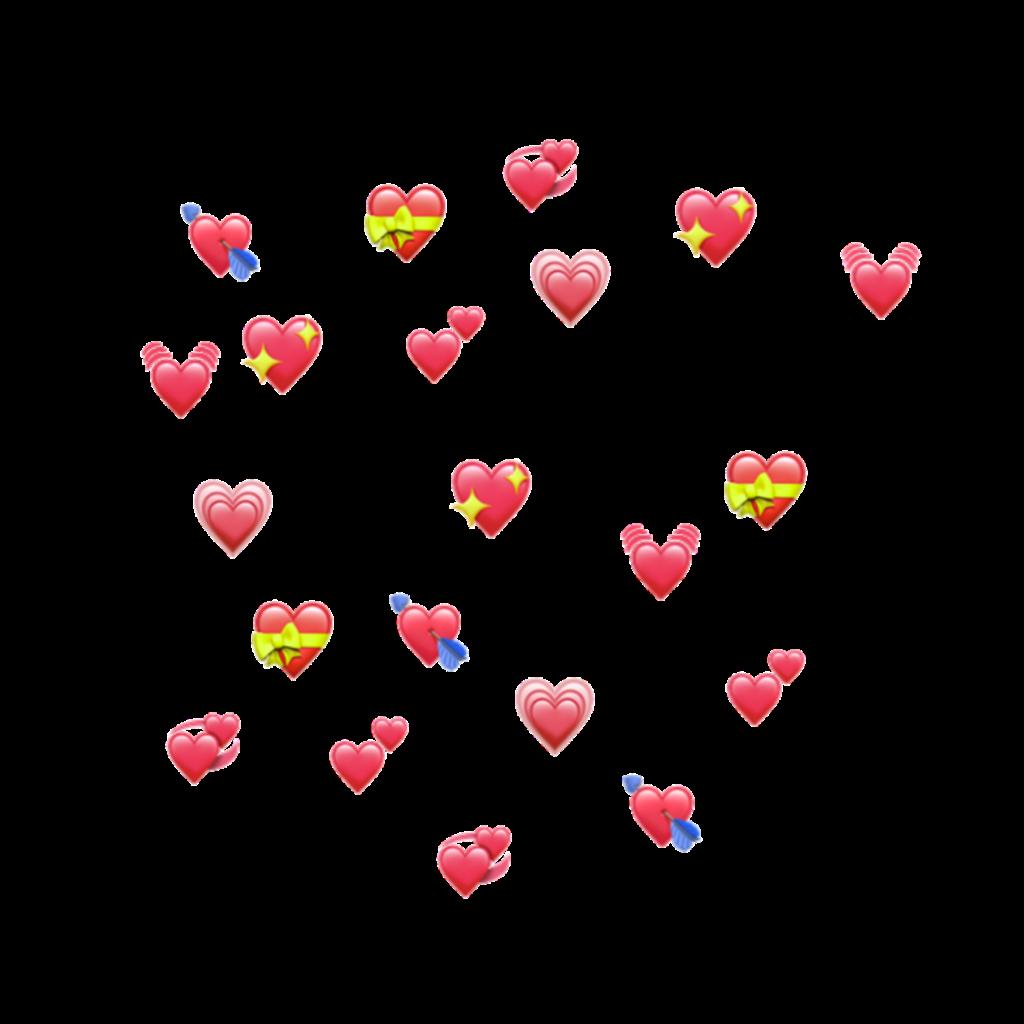 uwu hearts emoji reactmemes memes meme heart lmao bts