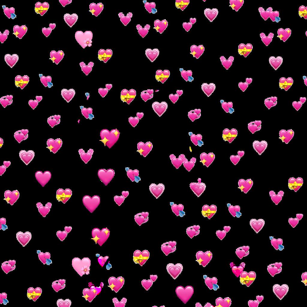 heart heart emoji emojis tumblr pink