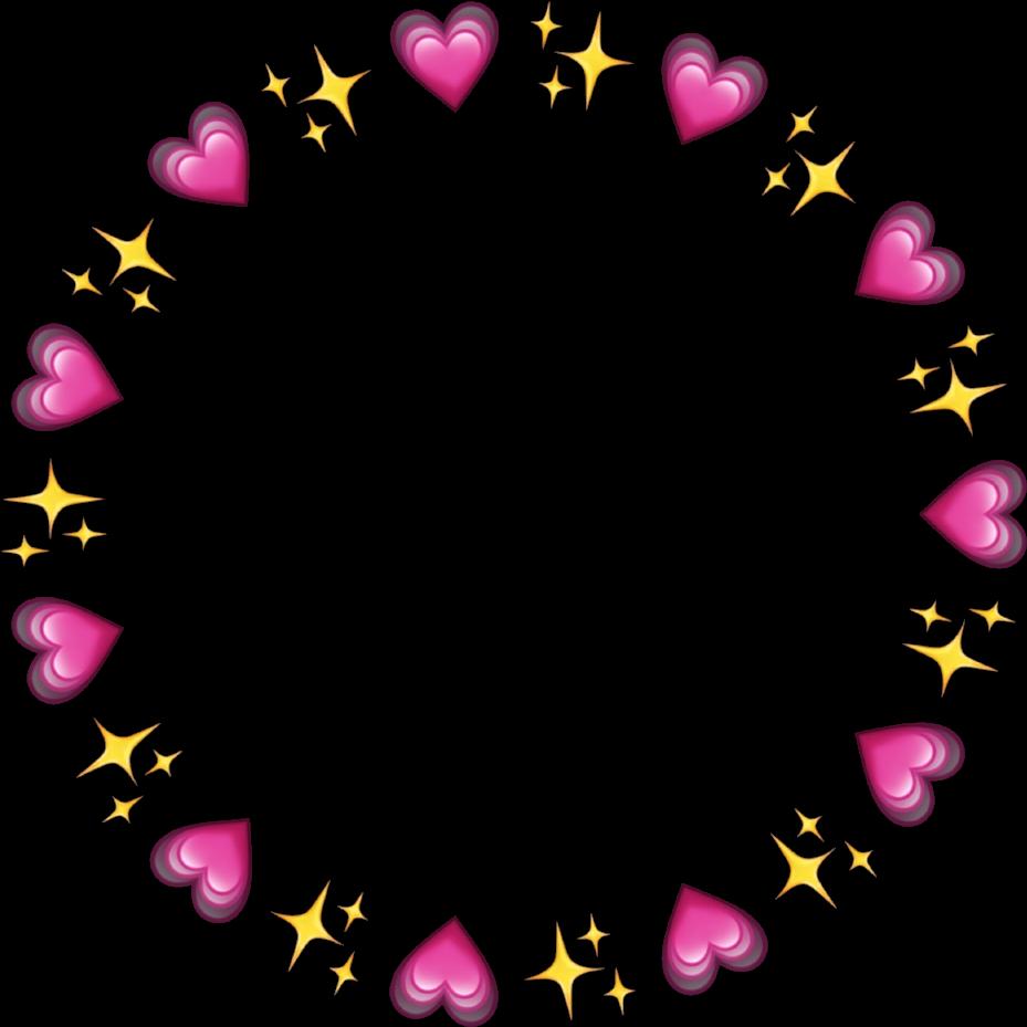 Download Transparent Heart Emoji Meme Png  PNG  GIF BASE