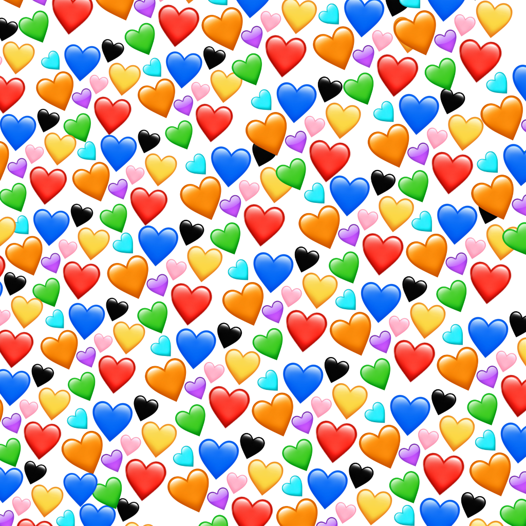 Download Wholesome Heart Emoji Meme Transparent  PNG