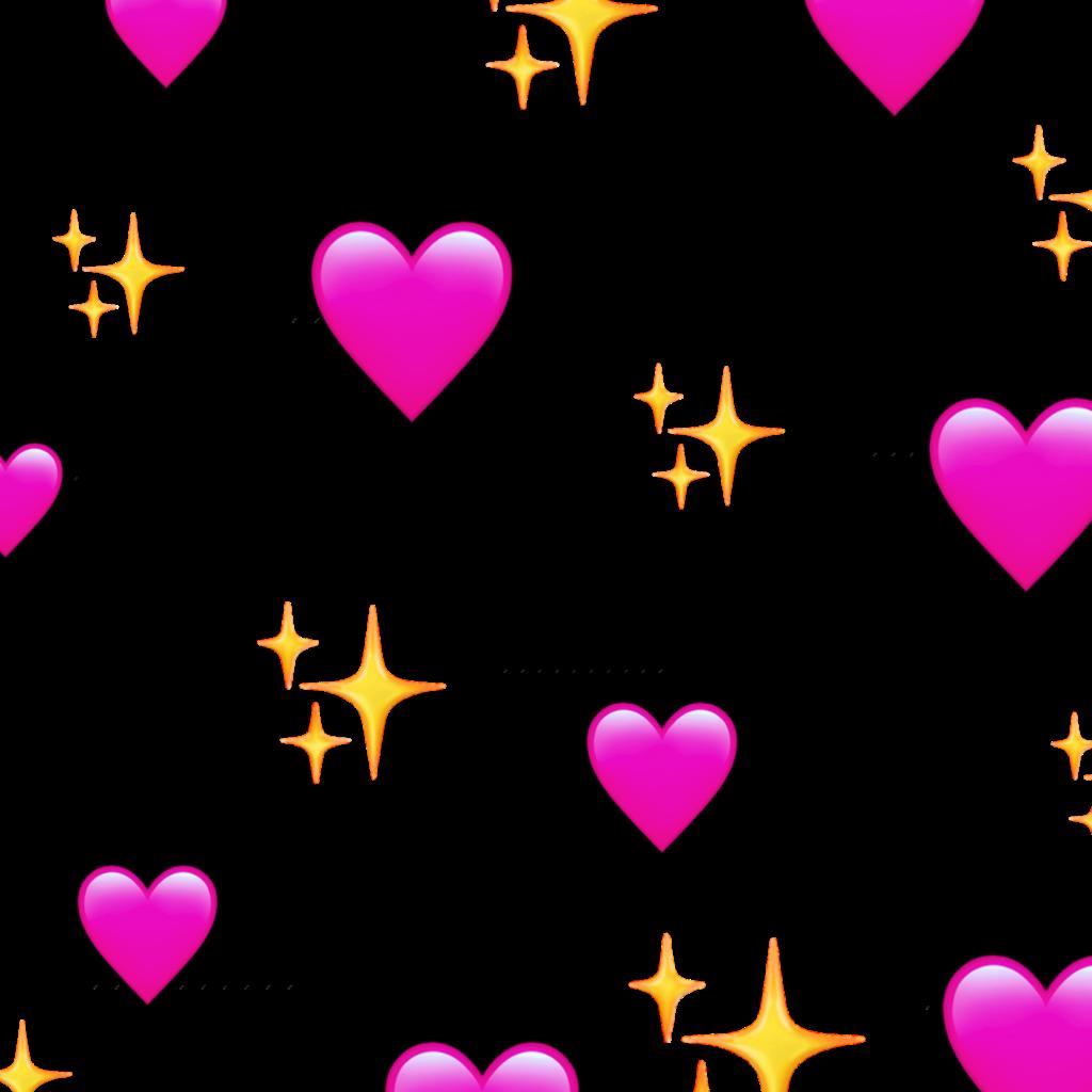 Wholesome Heart Emoji Meme Png