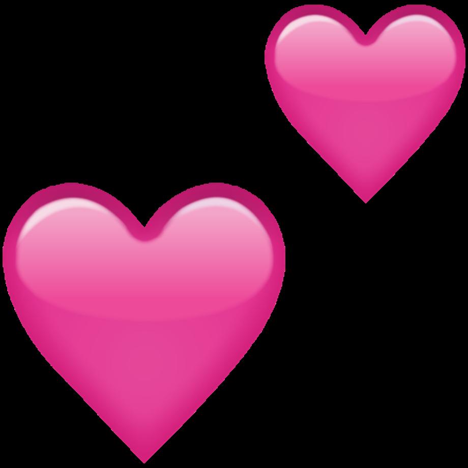 Download High Quality heart transparent emoji Transparent