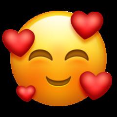 Heart Eyes Emoji Vector at Vectorifiedcom  Collection of