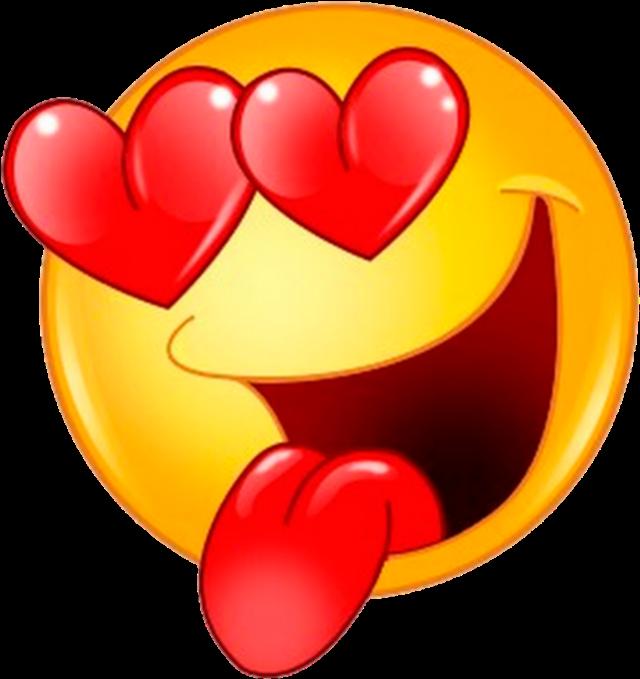 mq love emojis emoji inlove  Heart Eyes Emoji
