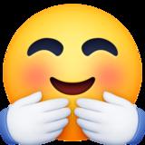 Hugging Face Emoji on Facebook 31
