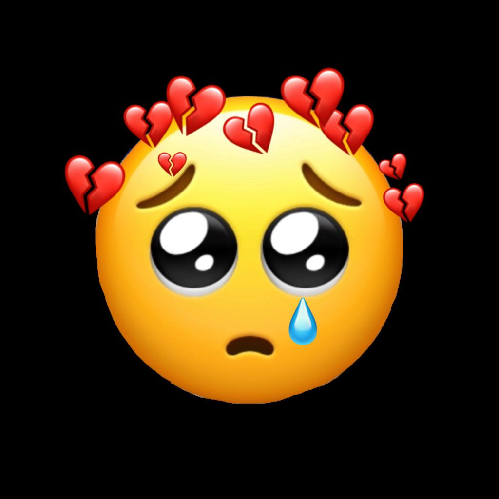 Sad hug emoji gif