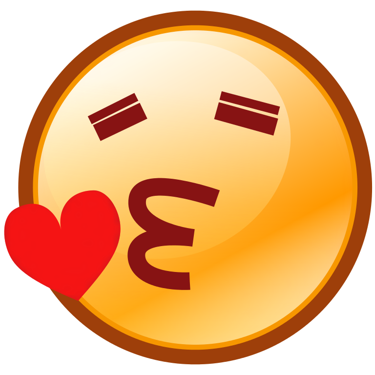 FilePEOsmiley kissing heartsvg  Wikimedia Commons