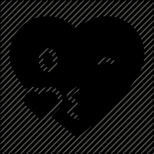 Emoji emoticon heart kiss icon  Download on Iconfinder