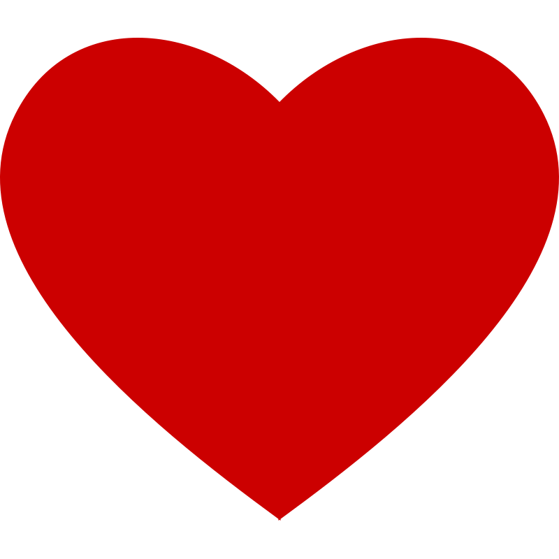 Big Red Heart Emoji Png  Free Big Red Heart Emojipng