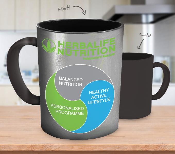 herbalife mug
