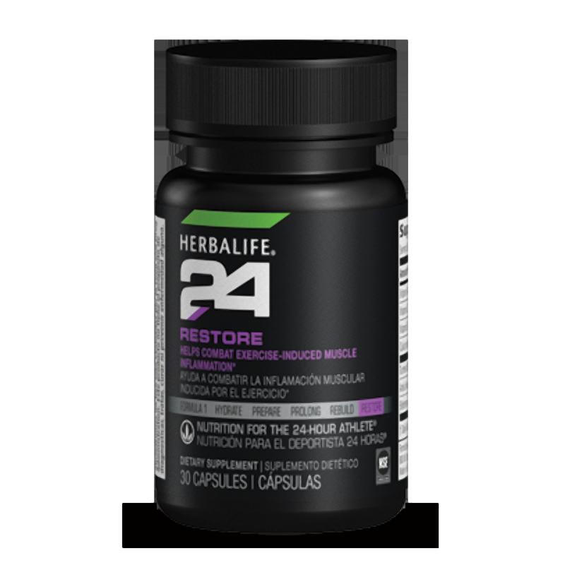 Herbalife24 Restore 30 Capsules  Nutrición herbalife