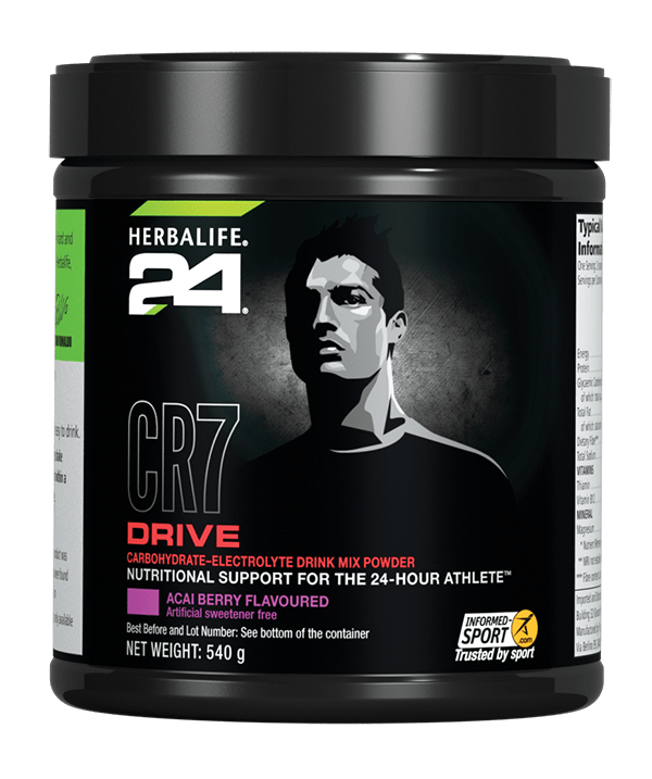 CR7 Drive Canister  Herbalife Herbalife fitness Sports