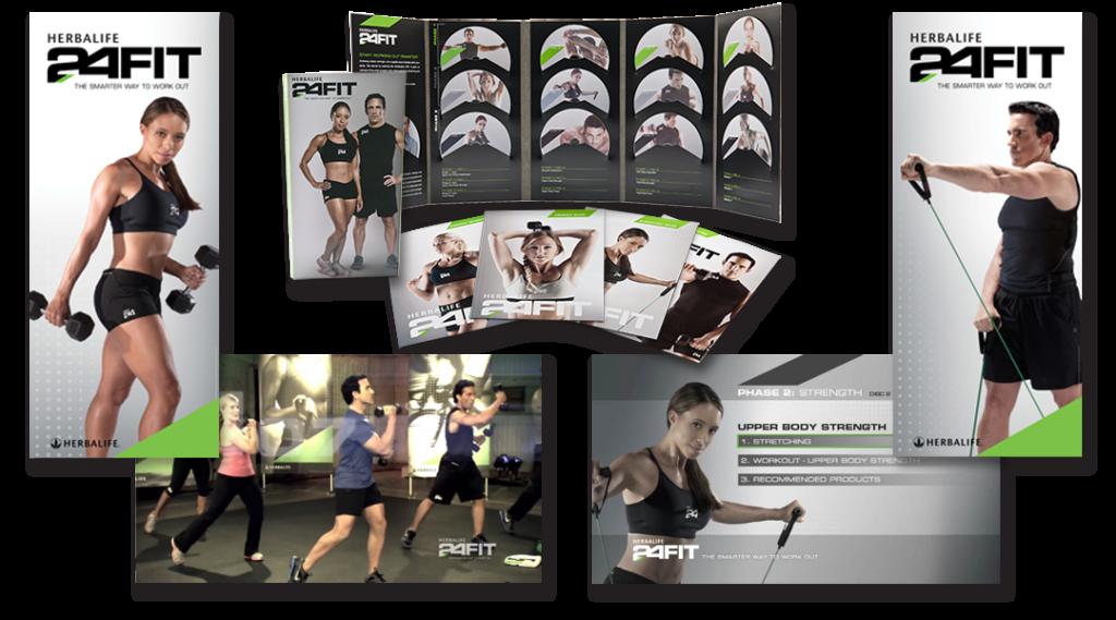 Herbalife 24FIT Fitness Videos  delinajroberts