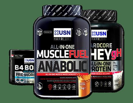 Sports Nutrition  USN  Herbalife 24  8020 Wellness Plan
