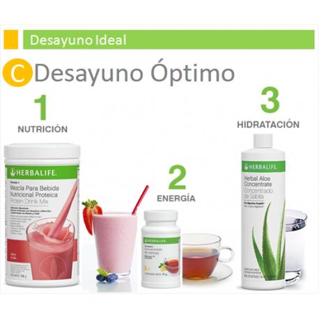 Desayuno Ideal Herbalife Perú