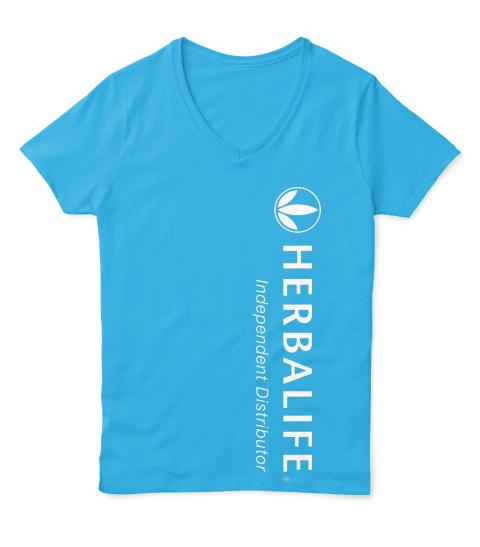 Simple Herbalife Independent Distributor logo shirt at