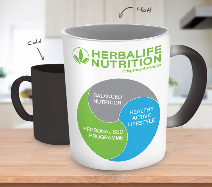 Herbalife Nutrition Mug  Health and Traditional Medicine