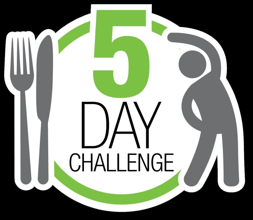 5 Day eat clean logo  Wellness4Life Weight Management