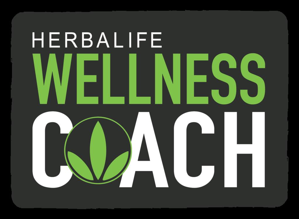 Herbalife Wellness Coach Charcoal Grey Tank Top Design
