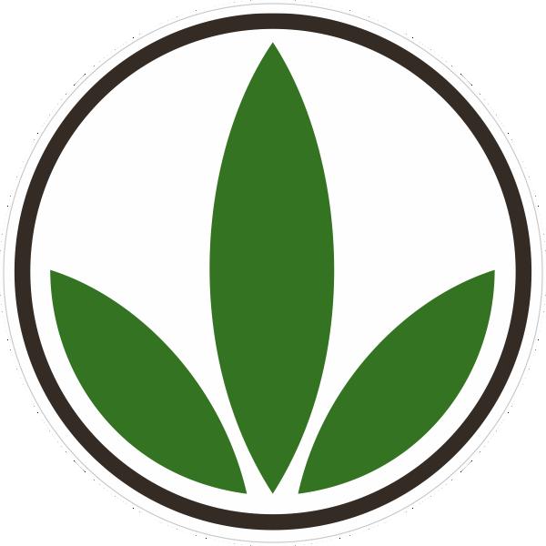 Herbalife Blad logo in kleur  123spandoeknl