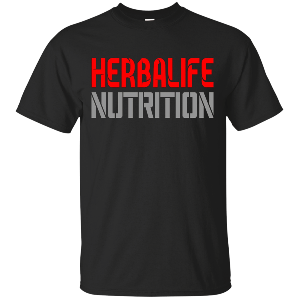 HERBALIFE NUTRITION TEE – Red Design – Clothesy shop T ... - Herbalife Logo Shirts