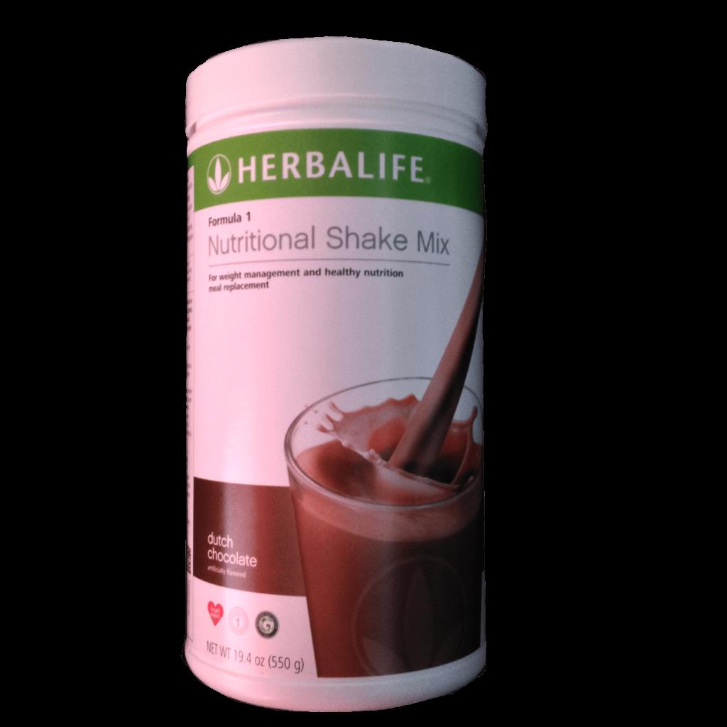 Protein Shake  Herbalife Formula 1 Nutritional Shake Mix