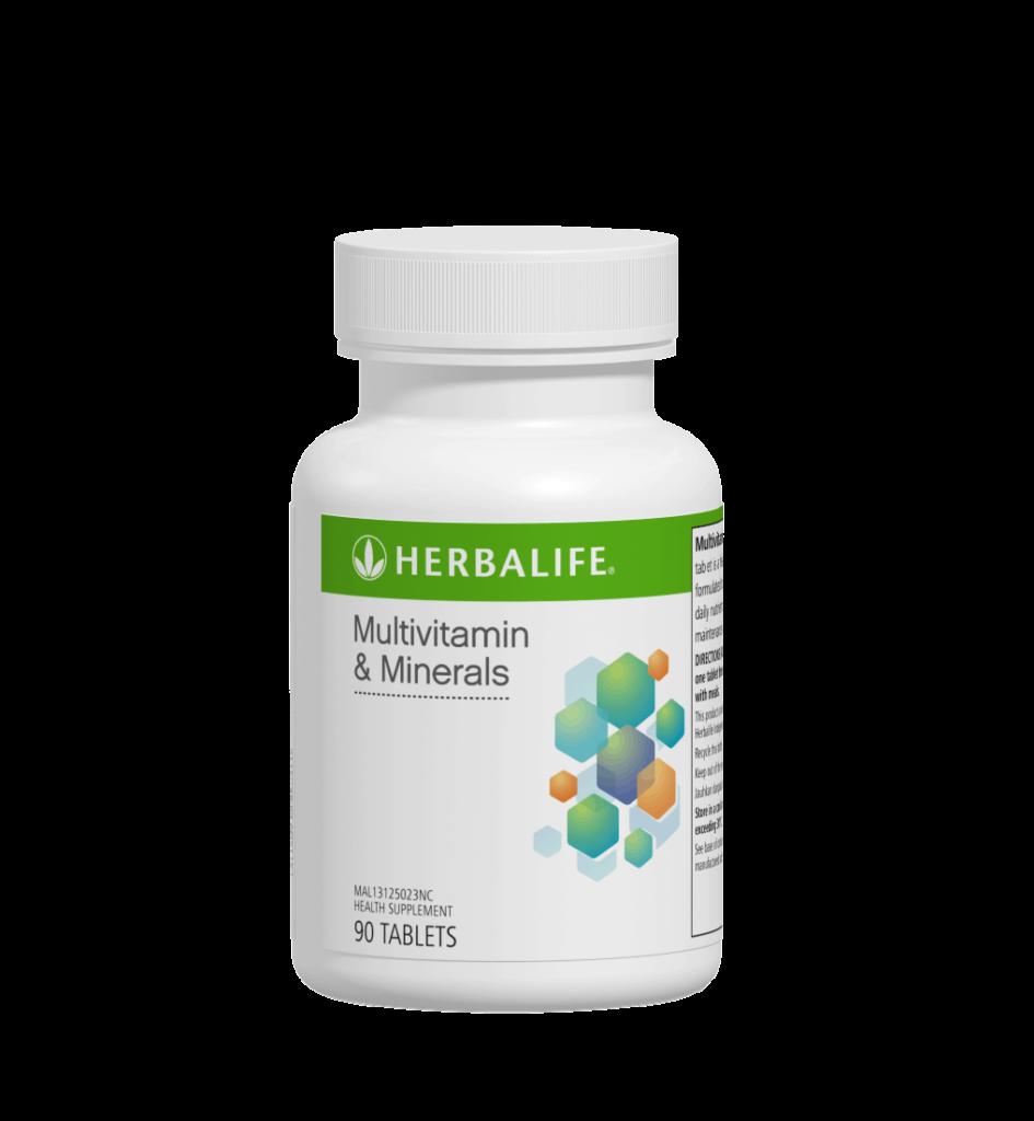 Herbalife Multivitamin  Minerals Malaysia  All Vitamins