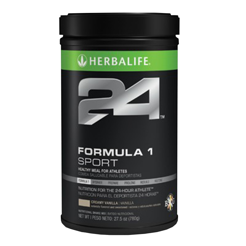 Whats in our Formula 1 Shakes