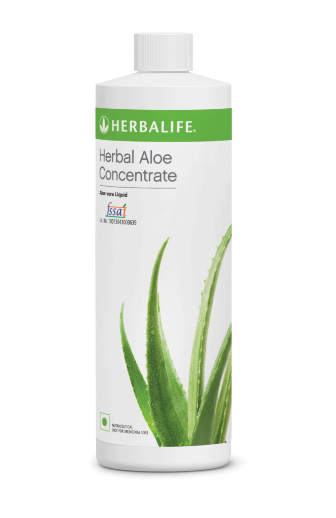 Herbalife India launches Herbal Aloe Concentrate to