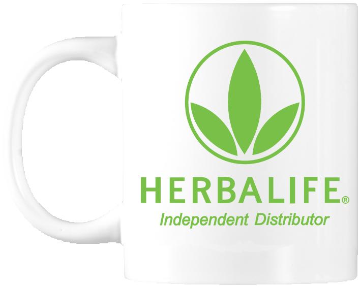 Mug Herbalife logo  Herbalife Mugs Custom