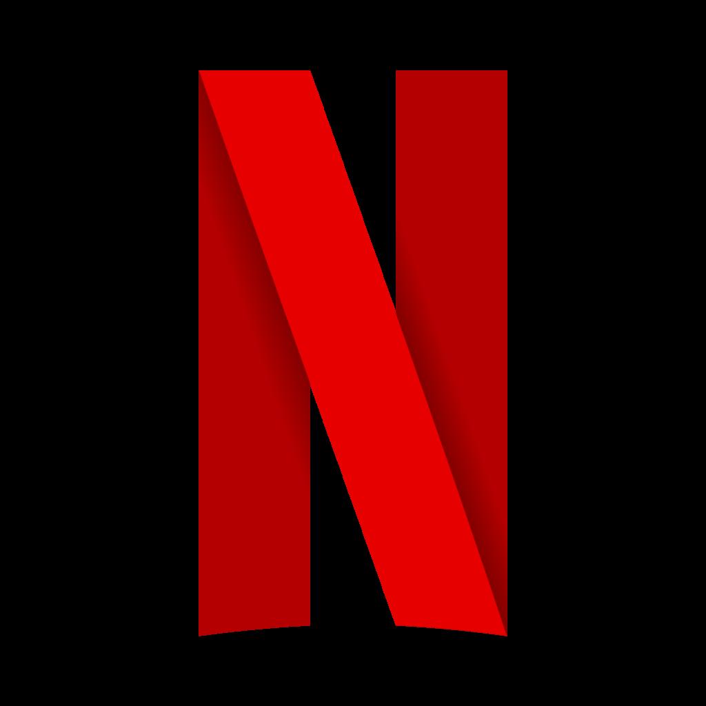 Icône Netflix HDVector illustrator ai  Logo