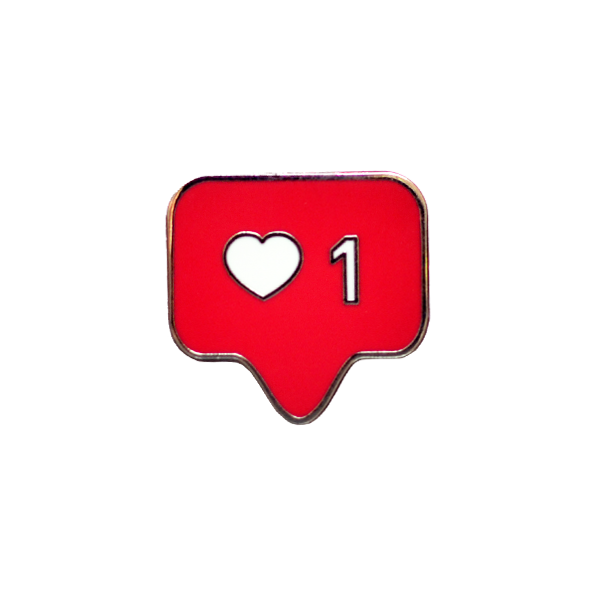 Heart Instagram Like button Emoji  bonbones png download