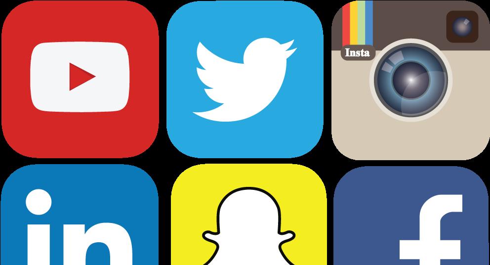 Instagram Clipart Like Facebook Button  Social Media