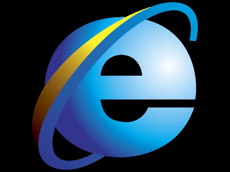 Internet Explorer Logo PNG Transparent  SVG Vector